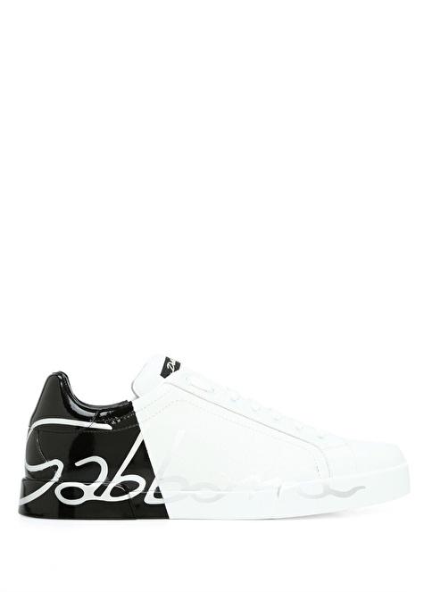 Dolce&Gabbana Spor Ayakkabı Siyah
